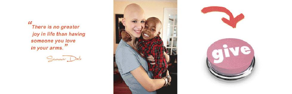 Give Cancer Banner